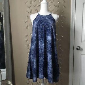 NWOT Cloth & Stone Star Print Dress